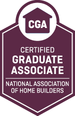 Certified Graduate Associate (CGA): NAHB Associate members are those professionals who work in the home building and remodeling industry but in supporting roles: the bankers, lumber dealers, engineers, real estate agents and others who make the materials and provide the services that make home building possible.
