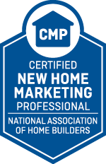 Certified New Home Marketing Professional (CMP): Builders and developers are looking for qualified salespeople. The Certified New Home Marketing Professional (CMP) is a mid-level designation that will help you manage the sales and marketing function of a new home community and boost your career.