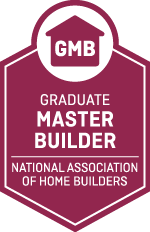 Graduate Master Builder (GMB): The ultimate symbol of the building professional, the Graduate Master Builder (GMB) designation is for experienced veterans only. Before beginning the GMB designation process, you must have the CGB designation or the CGR designation with five years of building experience, or 10 years of building experience and successful completion of three CGB/CGR courses.