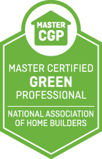 Master Certified Green Professional (Master CGP): As green and high-performance construction turns to the mainstream, experienced green industry professionals seek an educational designation that signifies their long-standing commitment to and experience with sustainable building and remodeling. They find it with the Master Certified Green Professional (Master CGP) designation.